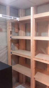 Cold Storage!