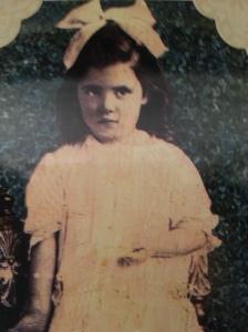 Thelma Mae Bruce, circa 1920